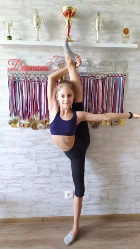 Художественная гимнастика (3)